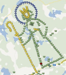 Swedish geoart